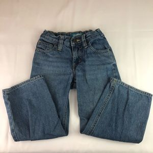 Old Navy toddler jeans loose fit blue 5 regular